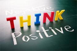 Gandire pozitiva