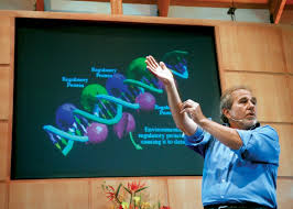 Bruce Lipton, ADN si gene