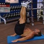 Abdomene acasa - Avansati - 3. Hip thrust