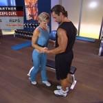 Antrenament acasa - Antrenament cu un partener - 6. Biceps curl