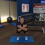 Antrenament acasa - Fara echipament - 1. Bodyweight squat