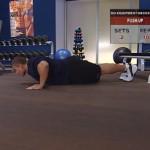 Antrenament acasa - Fara echipament - 4. Push-up