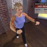 Antrenament acasa - Rezistenta - 2. Chest press