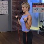 Antrenament acasa - Rezistenta - 5. Biceps curl