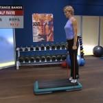 Antrenament acasa - Rezistenta - 6. Calf raise