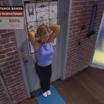 Antrenament acasa - Rezistenta - 7. Overhead triceps extension