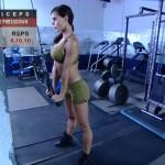 Brate - Triceps - Masa musculara - 4. Rope pressdown