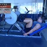 Picioare - Definirea musculaturii - 2. Leg press
