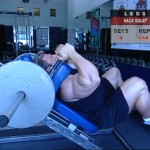 Picioare - Masa musculara - 2. Hack squat