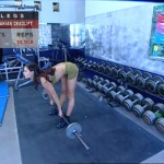 Picioare - Masa musculara - 3. Romanian deadlift