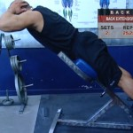 Spate - Definirea musculaturii - 5. Back extension
