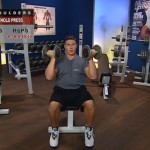 Umeri - Definirea musculaturii - 2. Arnold press