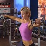 Umeri - Masa musculara - 4. Db lateral raise