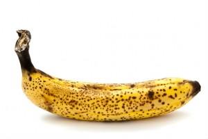 Banana cu pete
