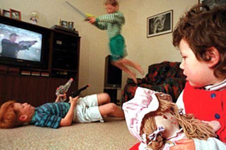 agresivitatea tv