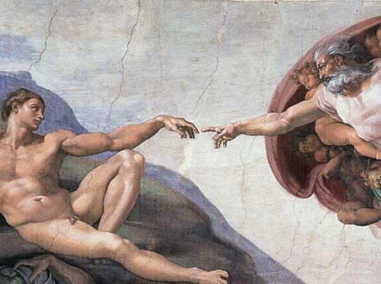 omul si Dumnezeu