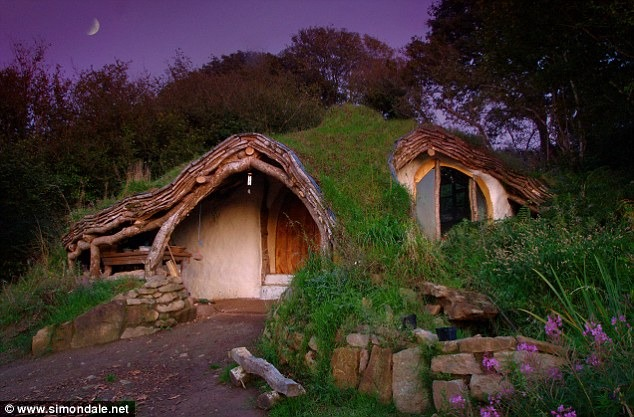 Casa de hobiti