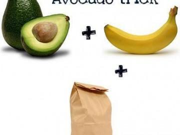 Cum sa avem un avocado bine copt