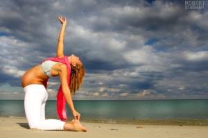 Femeie insarcinata - Yoga - 6