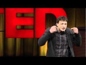 Ron Gutman - Puterea ascunsa a zambetului - TED