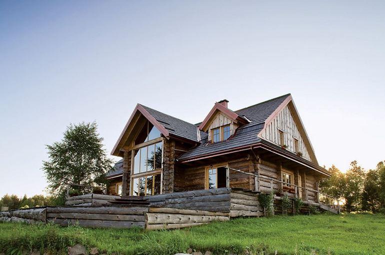 EcoFrontiers - Prima casa off the grid din lume - Rafal Lipski 1