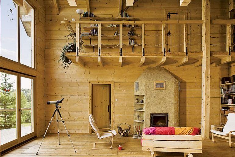 EcoFrontiers - Prima casa off the grid din lume - Rafal Lipski 13