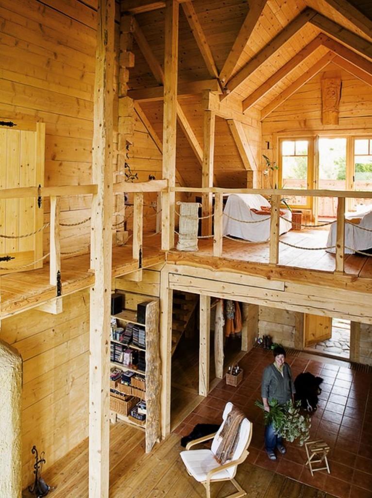 EcoFrontiers - Prima casa off the grid din lume - Rafal Lipski 15