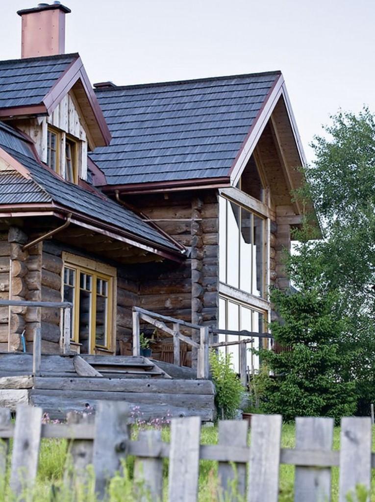 EcoFrontiers - Prima casa off the grid din lume - Rafal Lipski 2