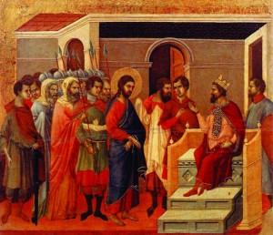 Iisus sau Baraba