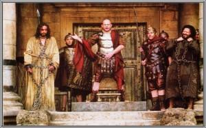Jesus vs Barabbas