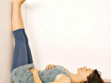 Pozitie Yoga - Scapa de durerea de cap