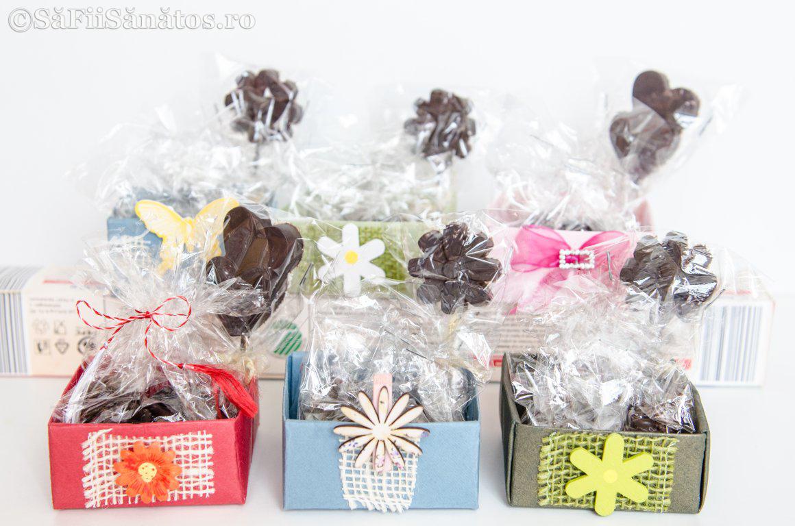 Praline de ciocolata raw vegane cadou 1