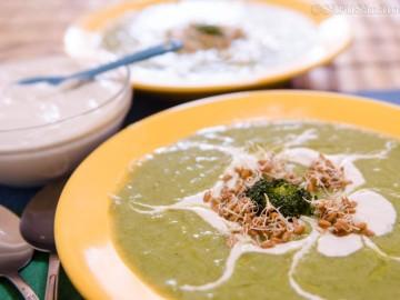 Supa crema de broccoli 1
