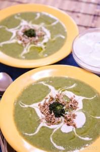 Supa crema de broccoli 2