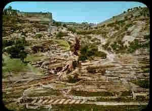 Focurile Gheenei din valea lui Hinom