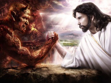 Isus si Satan