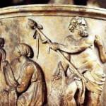 Toiagul lui Bachus - Zeul vinului
