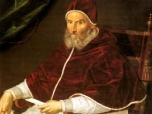 Papa Grigore al XIII-lea