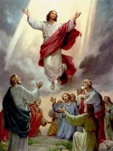 Inaltarea la cer a lui Isus