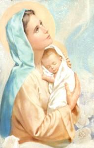 Nasterea lui Isus si Maria