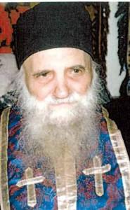 Părintele Arhimandrit Ilarion Argatu