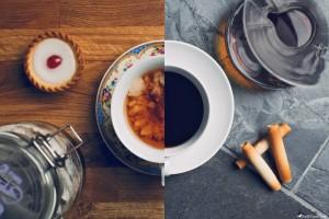 Ceai vs cafea