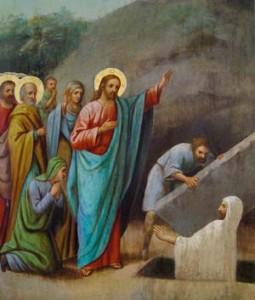 Invierea lui Lazar - Transformarea in Ioan