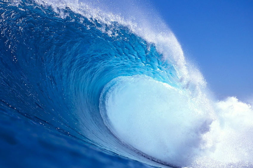 Plasma marina a lui Quinton - apa oceanica