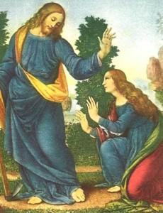 Maria din Magdala - Maria Magdalena