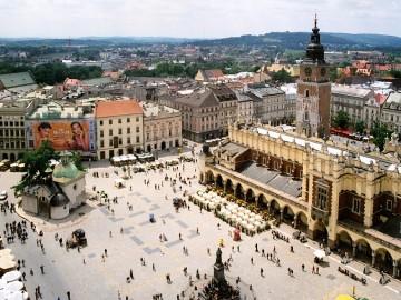 Cracovia - Polonia - S-a opus cultivarii produselor modificate genetic