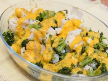 Conopida, broccoli si sos de cartofi1-net