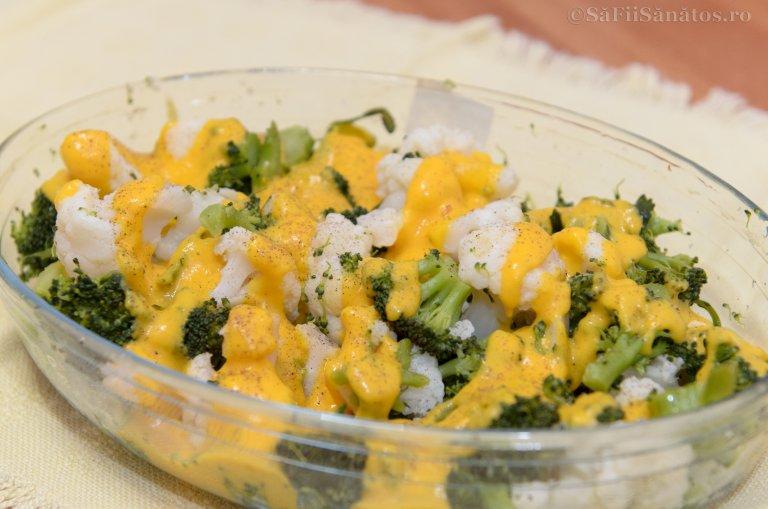 Conopida, broccoli si sos de cartofi3-net